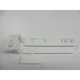 Inbouw sleepgeleide voor inbouw koelkast of vrieskast