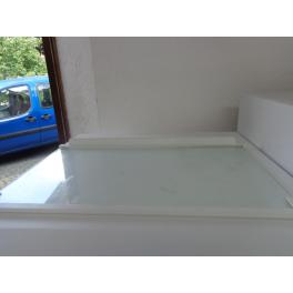 Zanussi ZRB929PW2 92503112100 Glasplaat Glasplaat koelkast 2425099476
