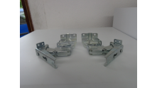 Constructa Scharnier Metaal, set 2 stuks Art.No.:492680